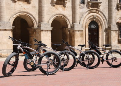E-BIKE RENTAL IN MONTEPULCIANO