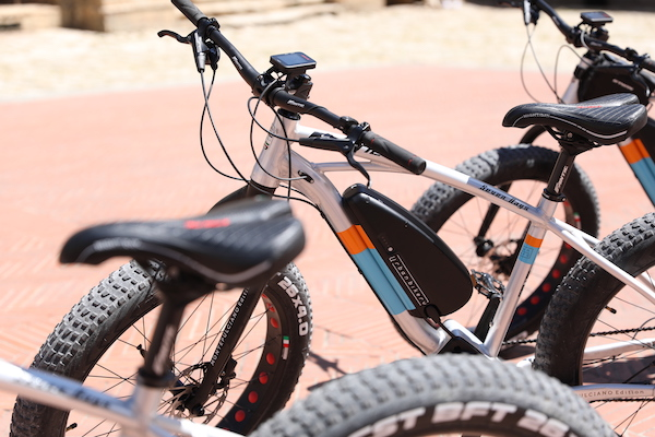 e-bike rental in montepulciano urban bikery