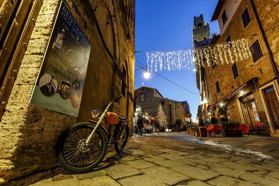 e-bike against mopeds 2018 urban bikery