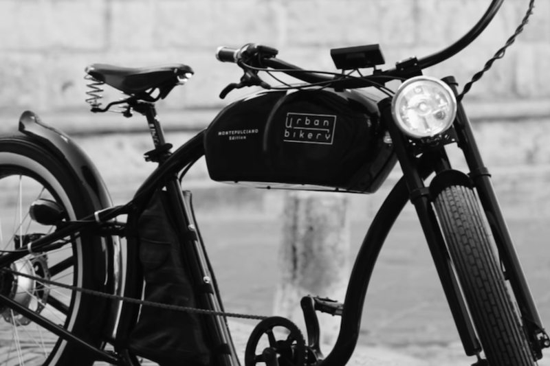urban bikery - montepulciano edition black 4
