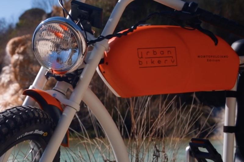 urban bikery racer montepulciano