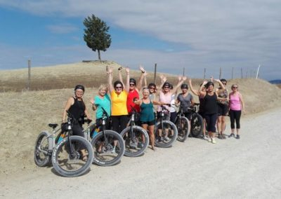 """IN THE SADDLE"" Team Building in Montepulciano"