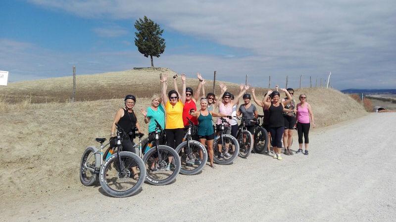 team building urban bikery