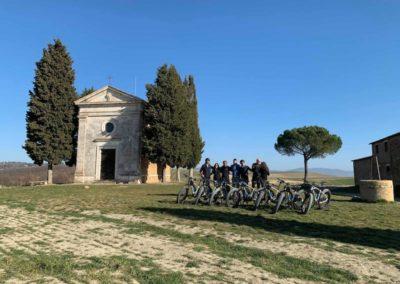 Vitaleta in ebike con Urban Bikery