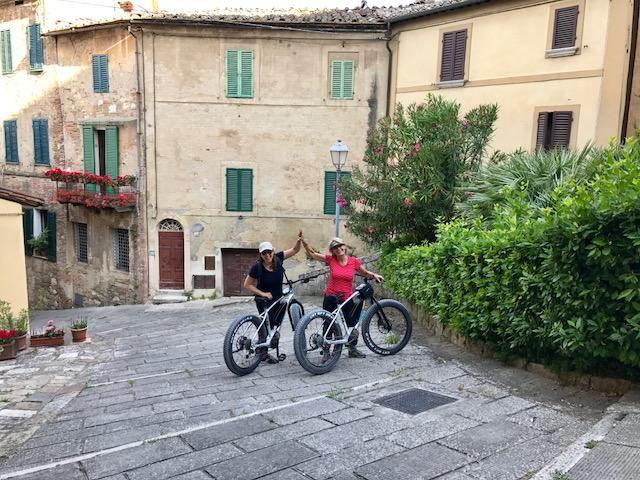 Montepulciano ebike