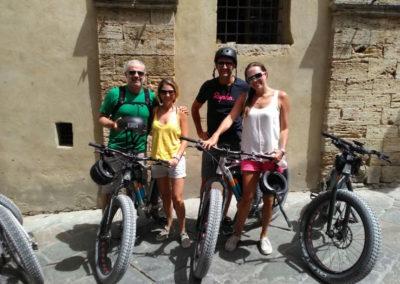 Perchè visitare montepulciano con l'e-bike?