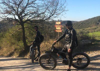 cinema tour e val dorcia urban bikery ragazzi
