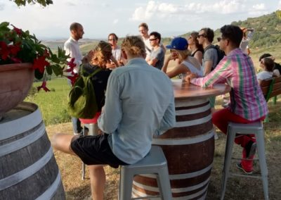 wine tour ebike experience canneto urban bikery